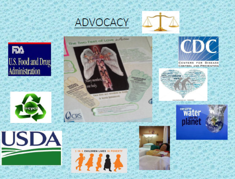 Advocacy Pic Page